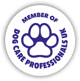 Member of Dog Care Professional UK